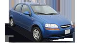 Aveo (T200) 2003-2008