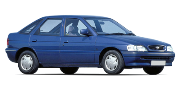 Escort/Orion 1990-1995