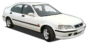 Civic (MA, MB 5HB) 1995-2001