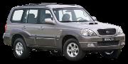 Terracan 2001-2007