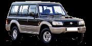 Galloper II (JKC4) 1998-2003