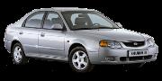 Sephia II/Shuma II 2001-2004