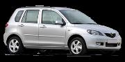 Mazda 2 (DY) 2003-2006