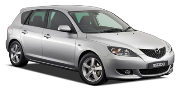 Mazda 3 (BK) 2002-2009