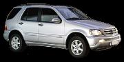 W163 M-Klasse (ML) 1998-2004
