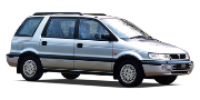 Space Wagon (N3,N4) 1991-2000