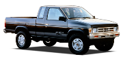 King Cab D21 1985-1998