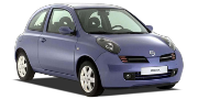 Micra (K12E) 2002-2010