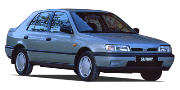 Sunny N14 1990-1995