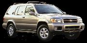 Terrano II /Pathfinder (R50) 1996-2004