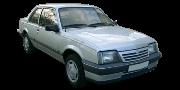 Ascona C 1982-1988