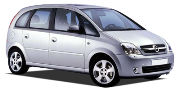 Meriva 2003-2010