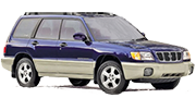 Forester (S10) 2000-2002