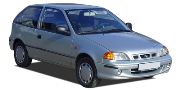 Justy II 1995-2003