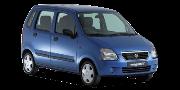 Wagon R+(MM) 2000-2008
