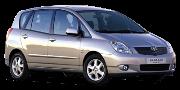 CorollaVerso 2001-2004