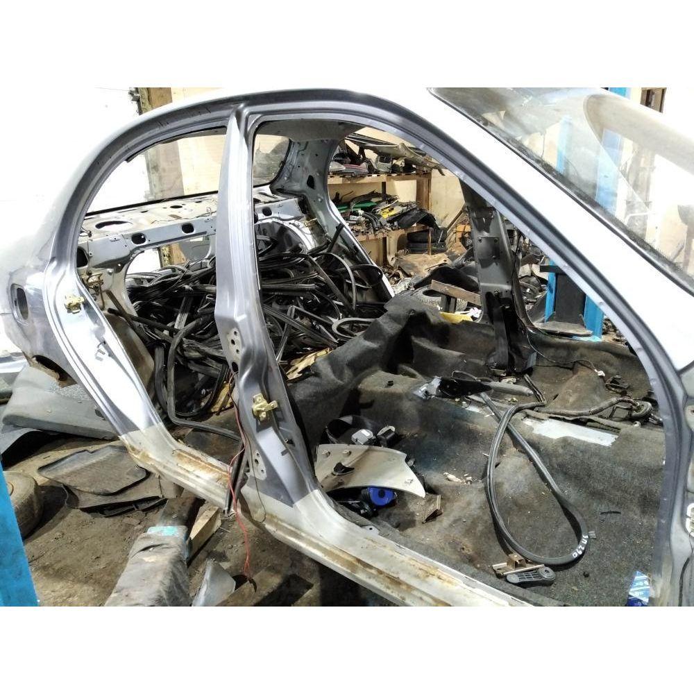 Порог со стойкой правой для   Chevrolet      Lanos 2004-2010